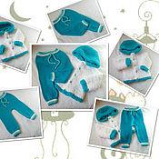 Работы для детей, handmade. Livemaster - original item Set Bun. Handmade.