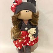 Куклы и пупсы ручной работы. Ярмарка Мастеров - ручная работа Кукла Микии маус. Handmade.