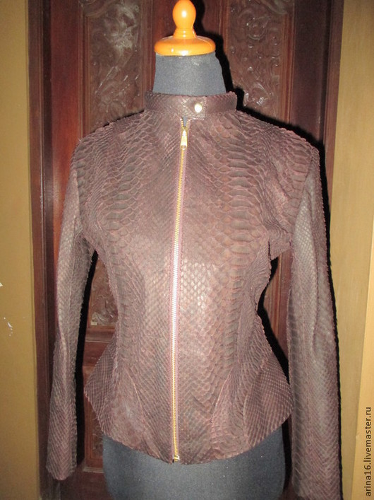 Верхняя одежда ручной работы. Ярмарка Мастеров - ручная работа. Купить Куртка Chocolad. Handmade. Коричневый, куртка женская