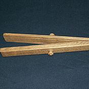 Музыкальные инструменты ручной работы. Ярмарка Мастеров - ручная работа бич - хлопушка. Handmade.