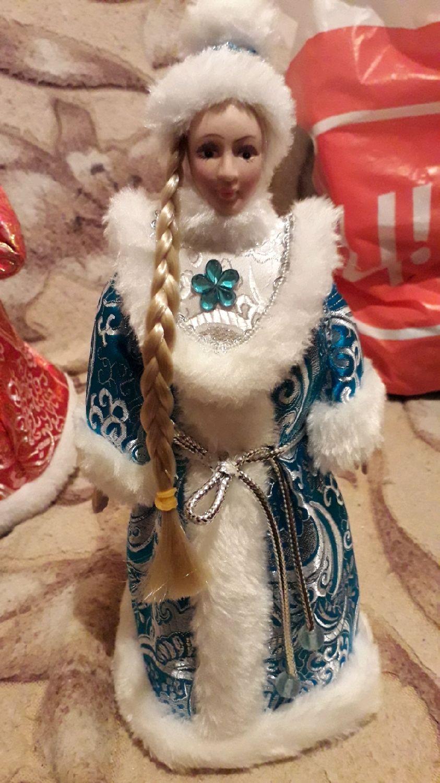 Кукла Снегурочка, Куклы, Шатура, Фото №1