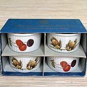 Винтаж ручной работы. Ярмарка Мастеров - ручная работа Royal Worcester , набор формочек для жульена, десертов.. Handmade.
