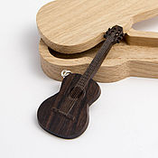 Украшения handmade. Livemaster - original item Classical guitar pendant. Handmade.