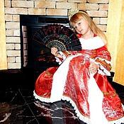Работы для детей, handmade. Livemaster - original item Costume Empress, Queen. Handmade.