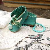 Куклы и игрушки ручной работы. Ярмарка Мастеров - ручная работа Бирюзовые мечты. Handmade.