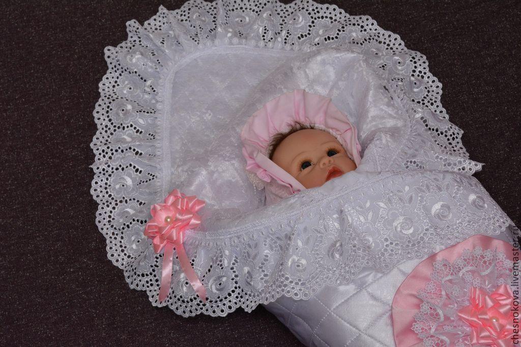 Сшить уголок для новорожденного