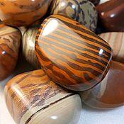 Материалы для творчества handmade. Livemaster - original item Jasper stripe ( large tumbling)Toliara.O. Madagascar.. Handmade.