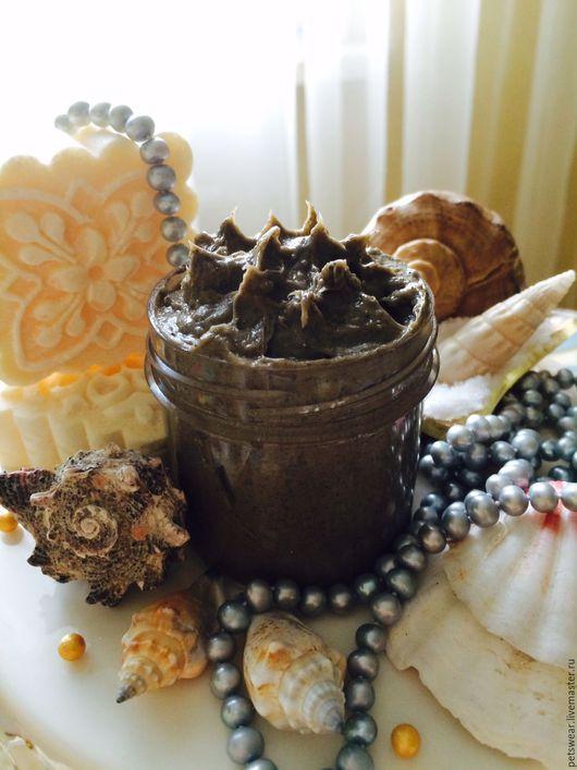 """Мыло ручной работы. Ярмарка Мастеров - ручная работа. Купить Бельди SPA-RELAX """"Морские минералы Мёртвого моря""""с кофеином. Handmade."""