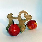 Куклы и игрушки handmade. Livemaster - original item A wheelchair dog Kashtanka. Handmade.