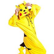Субкультуры handmade. Livemaster - original item Costume kigurumi Pikachu PIKACHU KIGU. Handmade.