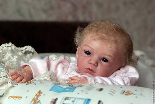 Куклы-младенцы и reborn ручной работы. Ярмарка Мастеров - ручная работа. Купить Кукла реборн Одри. Handmade. Кукла реборн
