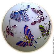"""Для дома и интерьера ручной работы. Ярмарка Мастеров - ручная работа Бра """" Бабочки"""".. Handmade."""