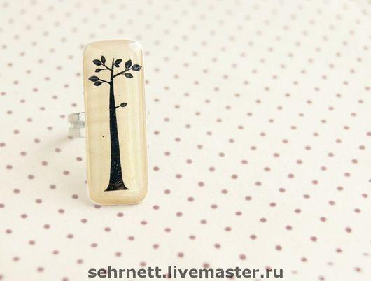 Кольца ручной работы. Ярмарка Мастеров - ручная работа. Купить Кольцо. Дерево.. Handmade. Кольцо, форма, нежный, бежевый