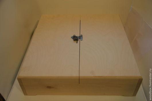 Кукольный дом ручной работы. Ярмарка Мастеров - ручная работа. Купить 454512 Шкатулка-домик для кукол и принадлежностей.. Handmade.