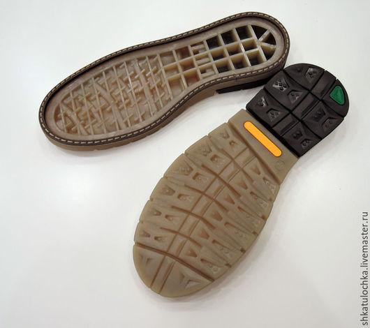 Валяние ручной работы. Ярмарка Мастеров - ручная работа. Купить Подошва Стронг для изготовления обуви мужская и женская, 1 пара. Handmade.