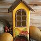 Кухня ручной работы. Ярмарка Мастеров - ручная работа. Купить Чайный домик Осенний натюрморт. Handmade. Чайный домик, чай