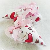 Подарки к праздникам ручной работы. Ярмарка Мастеров - ручная работа Сердечки большой  Любви. Handmade.