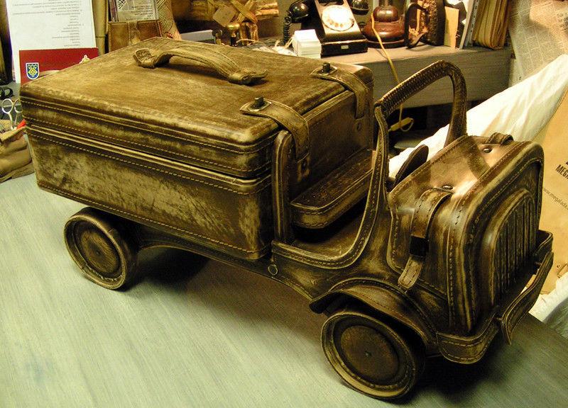 GRAMOPHONE TRUCK, Tool cases, Tolyatti, Фото №1