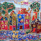 Картины и панно handmade. Livemaster - original item Picture for children