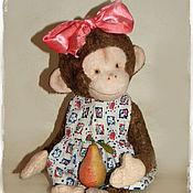 Куклы и игрушки ручной работы. Ярмарка Мастеров - ручная работа Шалунья. Handmade.