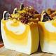 """Мыло ручной работы. Ярмарка Мастеров - ручная работа. Купить """"Весенний апельсин"""" натуральное мыло с нуля. Handmade. Мыло"""