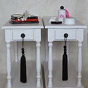 Для дома и интерьера ручной работы. Ярмарка Мастеров - ручная работа Le cugne консоль белая. Handmade.