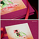 Фотоальбомы ручной работы. Заказать Фотоальбом для девочки (2). Мастерская М. Ярмарка Мастеров. Фотоальбом ручной работы, день рождения