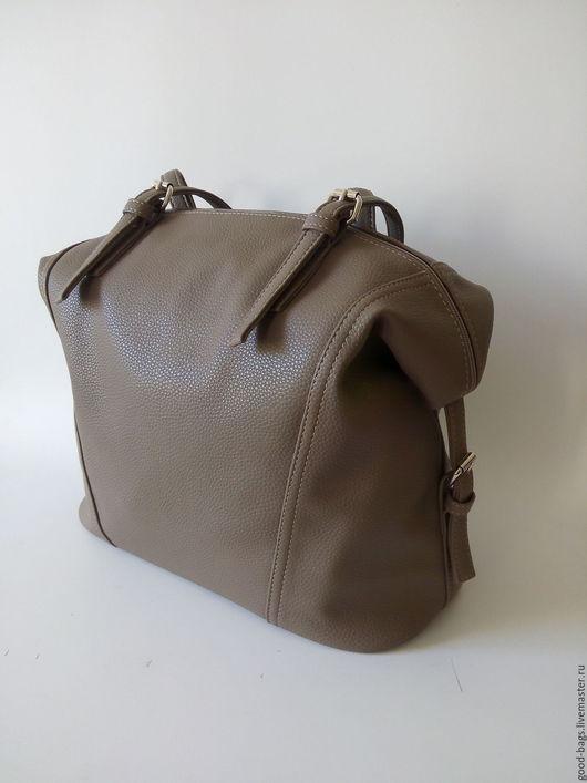 Женские сумки ручной работы. Ярмарка Мастеров - ручная работа. Купить Сумка-мешок. Handmade. Бежевый, подарок подруге