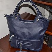 Сумки и аксессуары handmade. Livemaster - original item BAG OF GENUINE LEATHER. Model No. 308. Handmade.