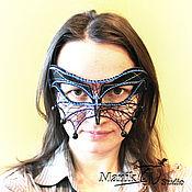 """Одежда ручной работы. Ярмарка Мастеров - ручная работа Светящаяся карнавальная маска """"Карнавальная ночь"""". Handmade."""