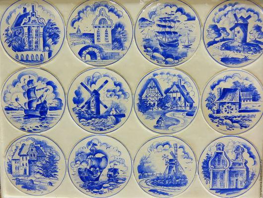 К Вашему вниманию нашей фирмой представлены,как традиционные так и оригинальные варианты облицовки - например, декорирование какой-либо поверхности круглой плиткой.