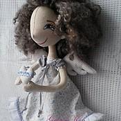 Куклы и игрушки ручной работы. Ярмарка Мастеров - ручная работа Ангел Маришка. Handmade.