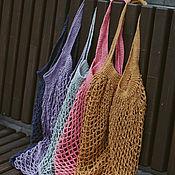 Сумки и аксессуары handmade. Livemaster - original item Bag shopping bag. Handmade.