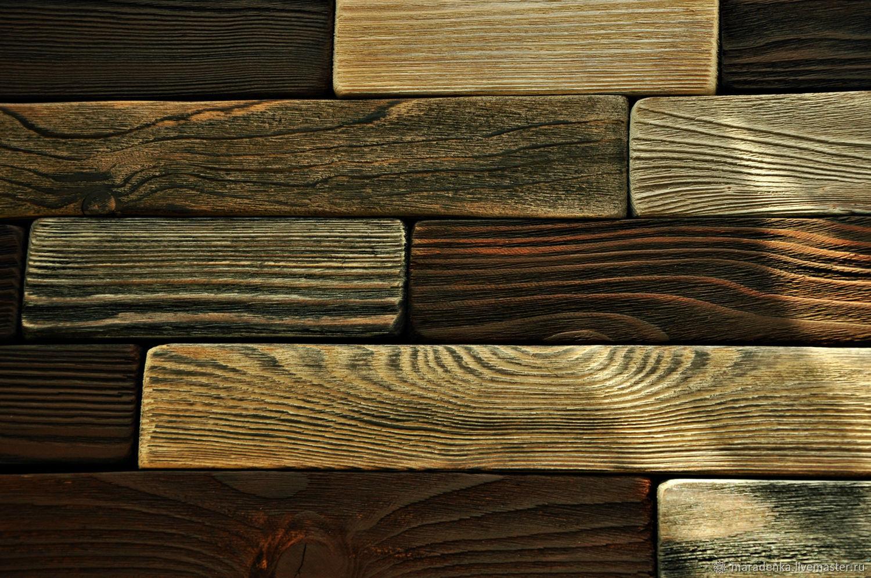 Loft panels Zen. Wall panel loft. Wood panel, Pictures, Moscow,  Фото №1