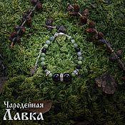 Фен-шуй и эзотерика handmade. Livemaster - original item Bracelet Talisman-amulet of natural stones to attract money. Handmade.