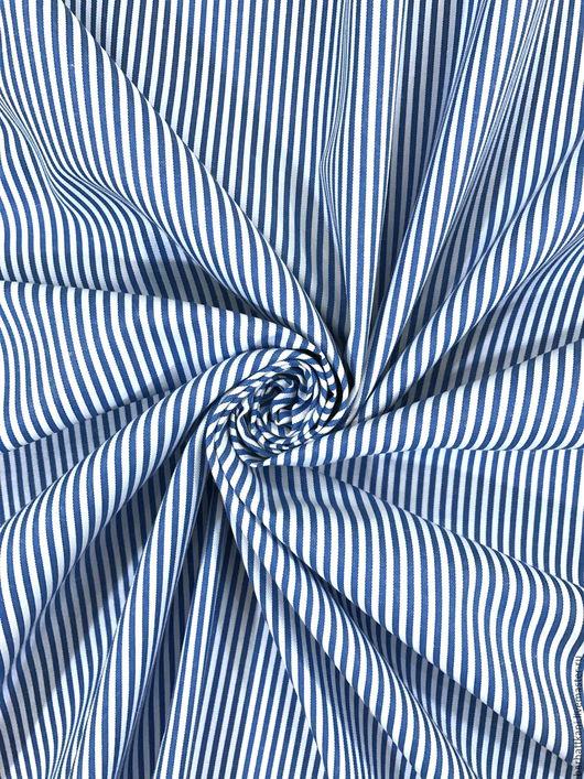 Шитье ручной работы. Ярмарка Мастеров - ручная работа. Купить Рубашечная ткань. Handmade. Комбинированный, 80% хлопок