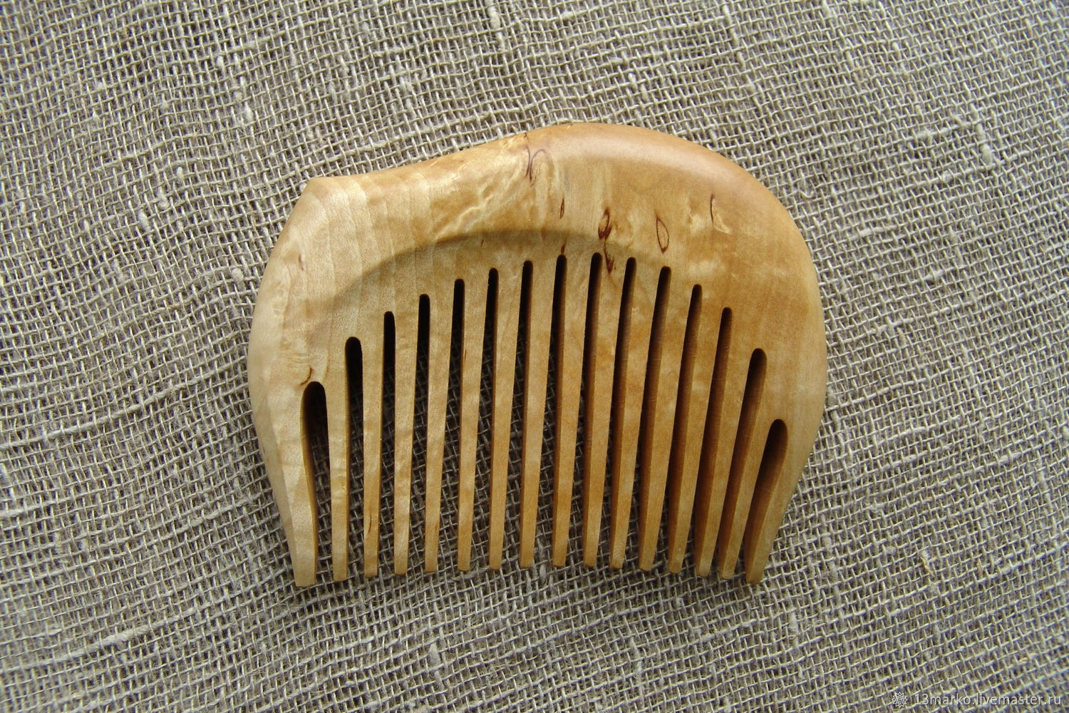 Souvenirs and gifts Fair Masters - handmade to Purchase a Comb made of Karelian birch Handmade