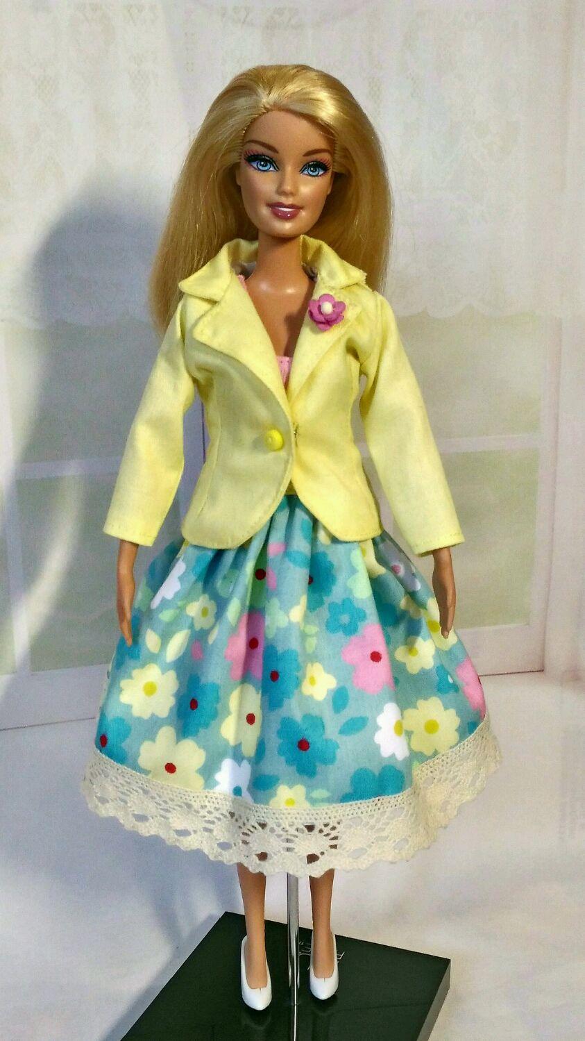 """Одежда для Барби. Комплект """"тройка"""", Одежда для кукол, Смоленск,  Фото №1"""