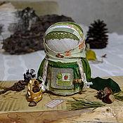 """Народная кукла ручной работы. Ярмарка Мастеров - ручная работа Крупеничка """" Таёжные дары"""". Кукла оберег. Handmade."""