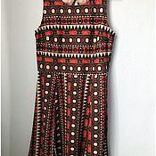 Одежда винтажная ручной работы. Ярмарка Мастеров - ручная работа Винтажная одежда: платье H&M. Handmade.