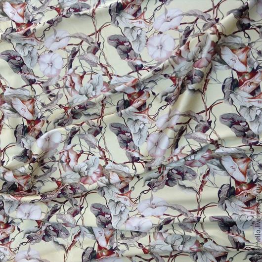 Итальянские ткани. Caramello