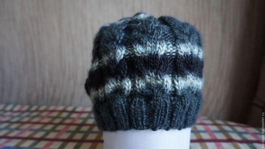 Шапки ручной работы. Ярмарка Мастеров - ручная работа. Купить шапочка вязанная. Handmade. Вязанная шапка, оригинальная шапка