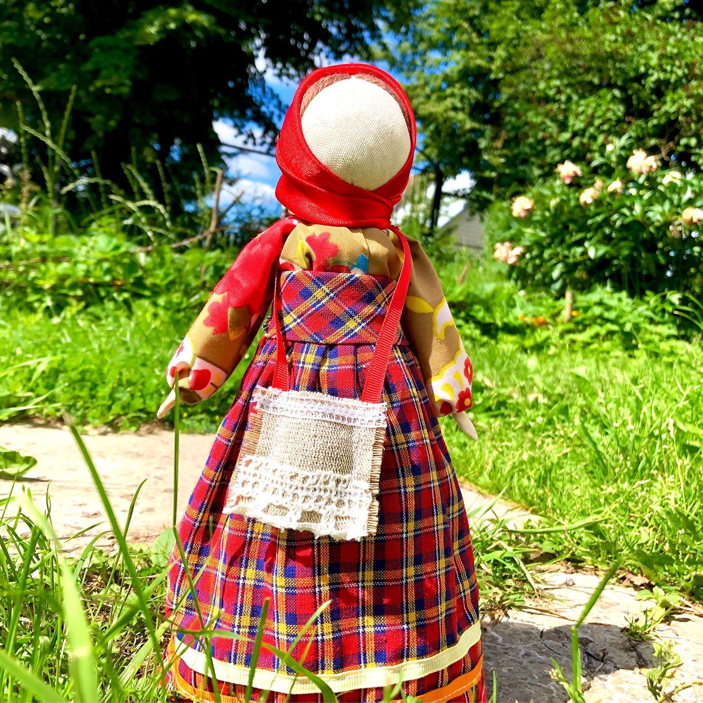 Обереговая куколка - Успешница, Народная кукла, Раменское,  Фото №1