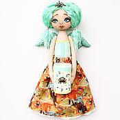 handmade. Livemaster - original item Sea princess Aella - Fairy of Beauty. Handmade.