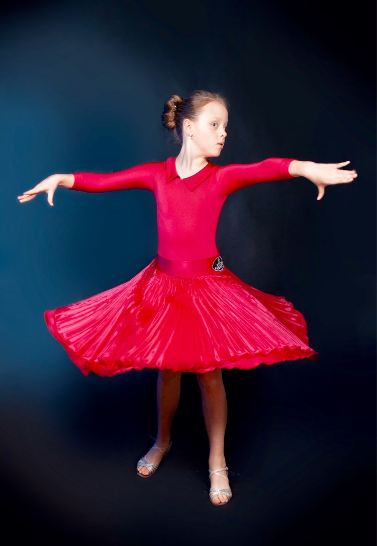 Платьев для бальных танцев своими руками фото 885