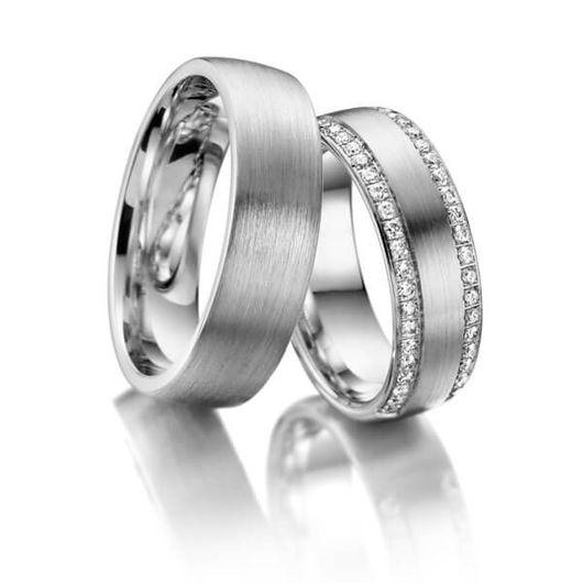 Свадебные украшения ручной работы. Ярмарка Мастеров - ручная работа. Купить Обручальные кольца Forever 47-035 NEW. Handmade.