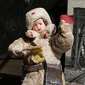 Сувениры и подарки handmade. Livemaster - original item Author`s cotton toy
