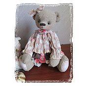 Куклы и игрушки ручной работы. Ярмарка Мастеров - ручная работа Винтажная мишка. Handmade.