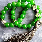Фен-шуй и эзотерика handmade. Livemaster - original item Sacred rosary 33 beads brush the Money. Handmade.