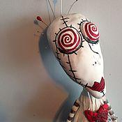 """Куклы и игрушки ручной работы. Ярмарка Мастеров - ручная работа """"Voodoo girl"""". Handmade."""